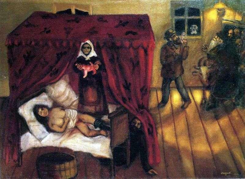 Народження   Марк Шагал