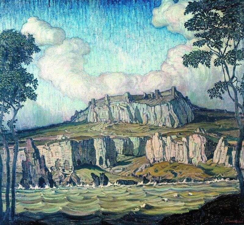 Берег моря   Костянтин Богаєвський