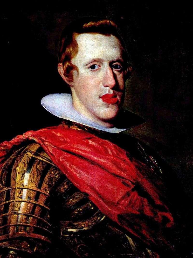 Портрет Філіпа Габсбурга   Дієго Веласкес
