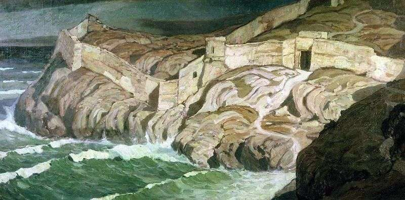 Стародавня фортеця   Костянтин Богаєвський