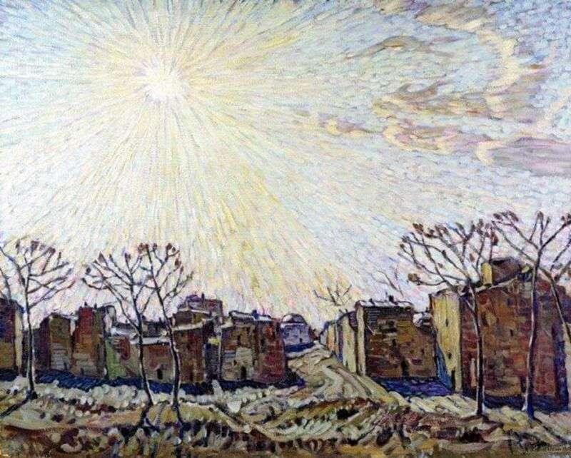 Сонце   Костянтин Богаєвський