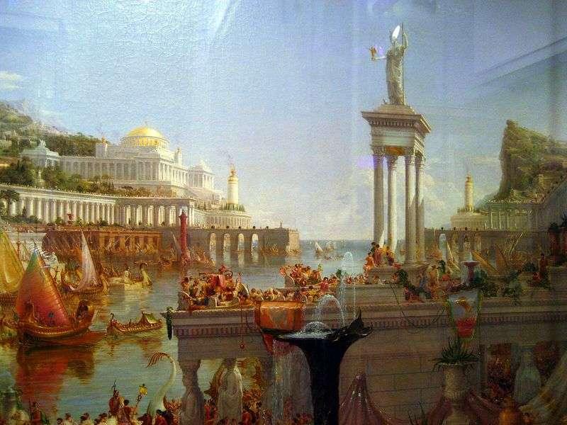 Розквіт імперії   Томас Коул
