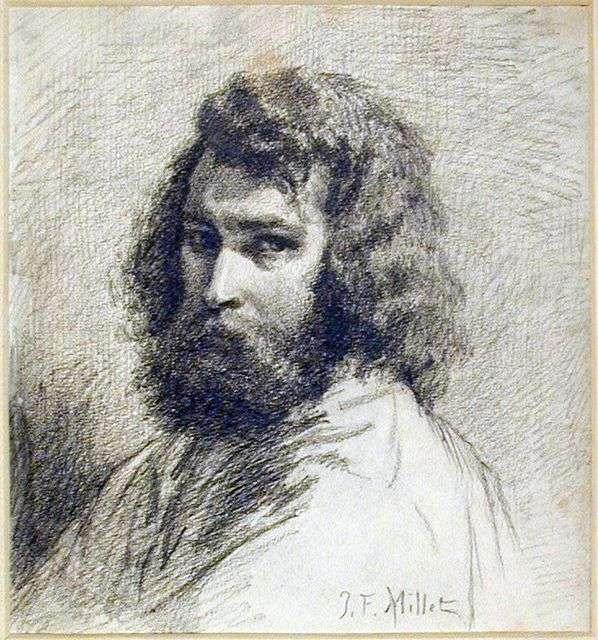 Автопортрет   Жан Франсуа Мілле