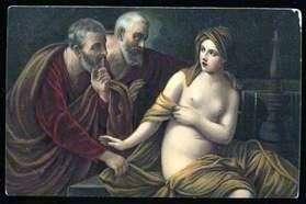 Притча про Сусанні і старців   Гвідо Рені