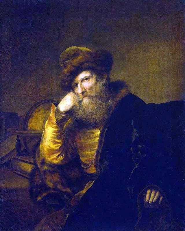 Портрет вченого   Фердинанд Бол