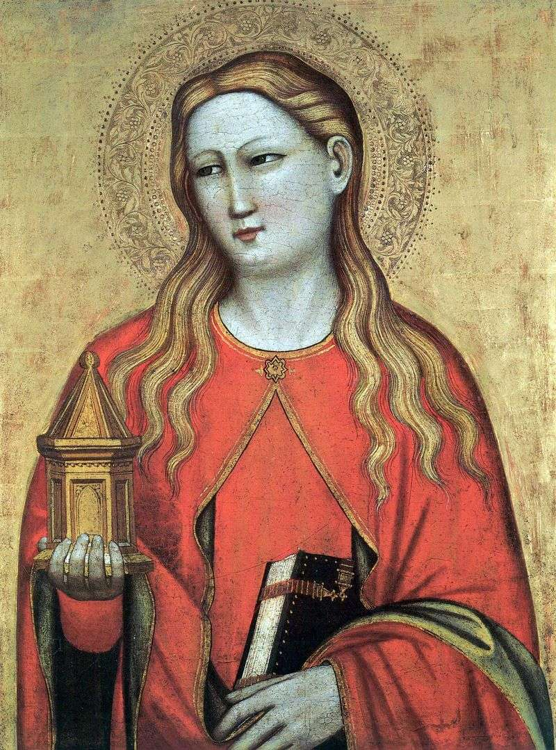 Св. Марія Магдалина   Антоніо Венеціано