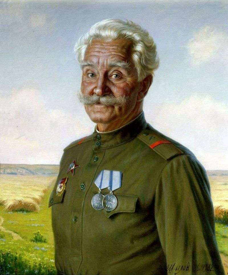 Непереможний   Олександр Шилов