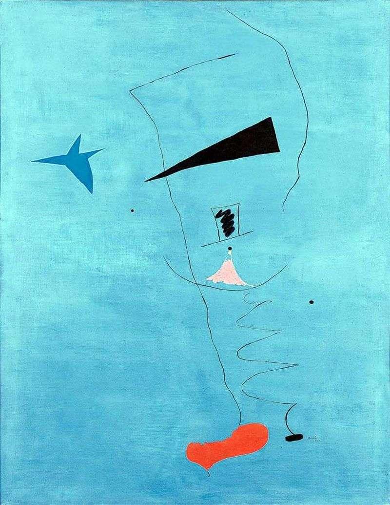 Блакитна зірка   Хуан Міро