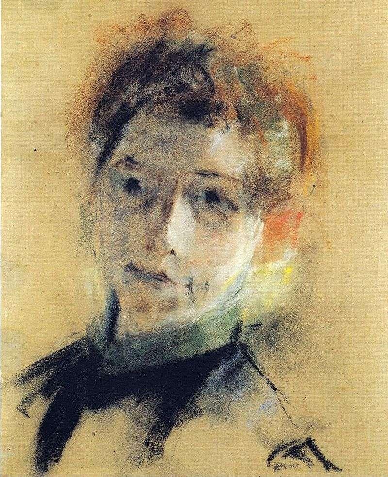Автопортрет 1897 р.   Паула Модерзон Беккер