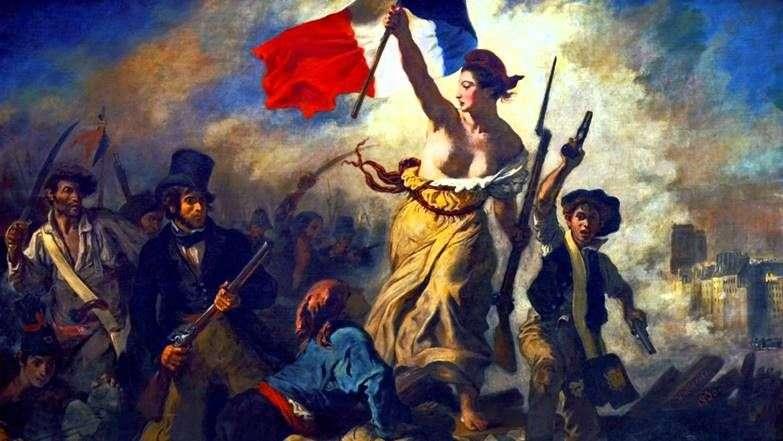 Свобода, що веде народ (Свобода на барикадах)   Ежен Делакруа