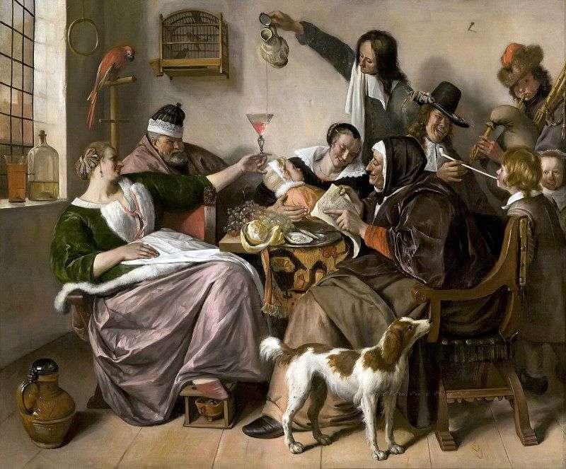 Старий співає, молоді підспівують   Ян Стін