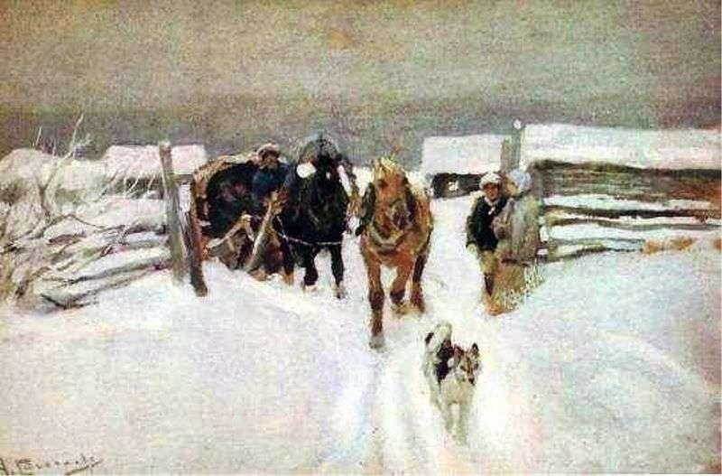 Зима   Олексій Степанов