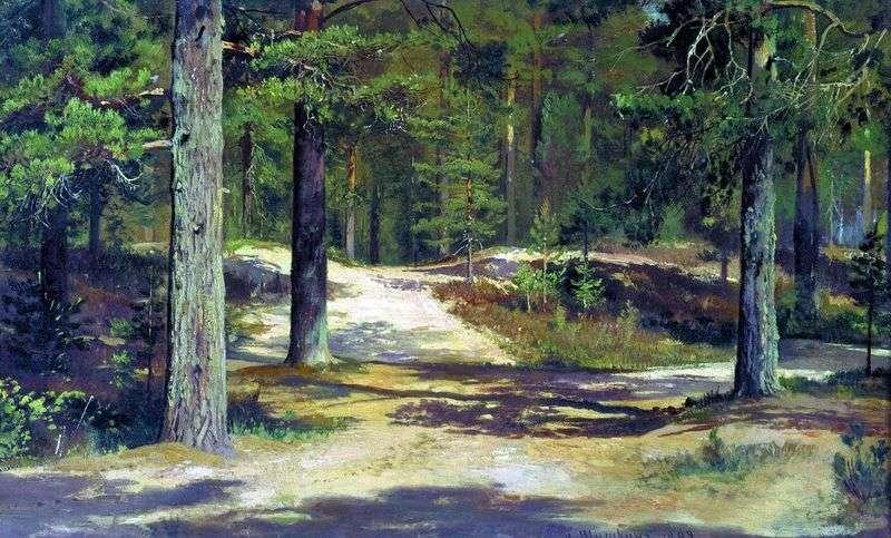 Сосновий ліс   Іван Шишкін