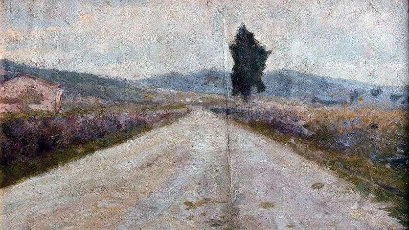 Тосканська дорога   Амедео Модільяні
