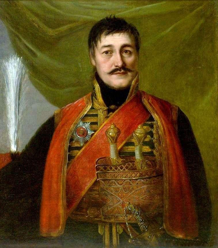 Портрет Карагеоргия   Володимир Боровиковський
