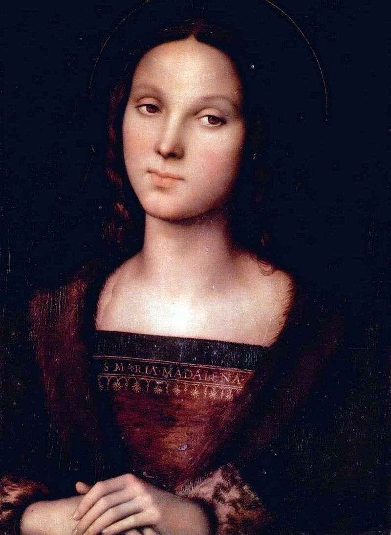 Марія Магдалина   Либерале да Верона