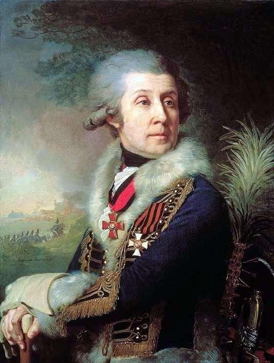 Портрет Ф. А. Боровського   Володимир Боровиковський