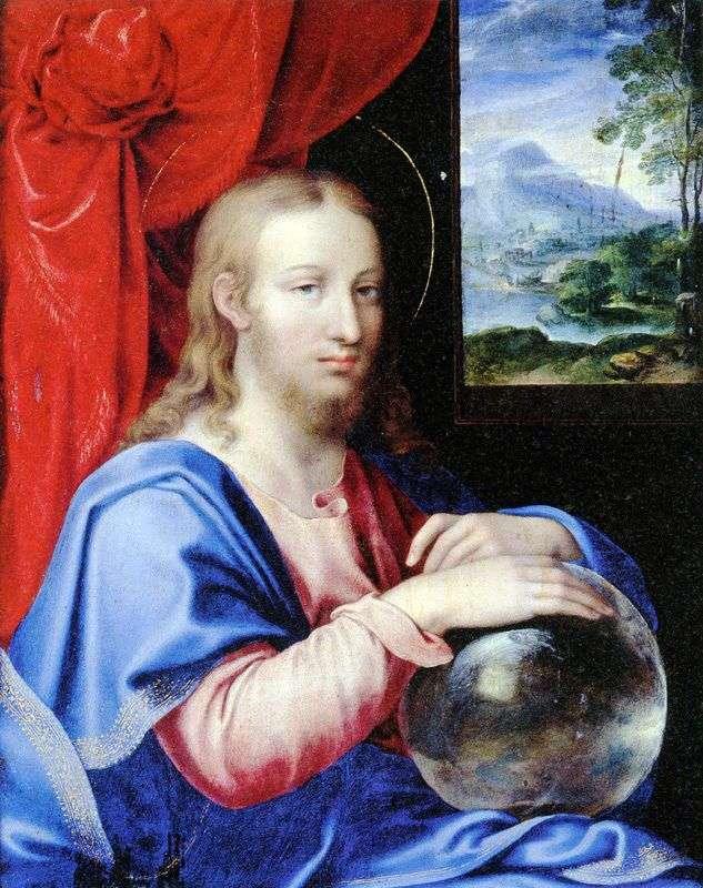 Христос, спаситель світу   Бартоломеус Шпрангер