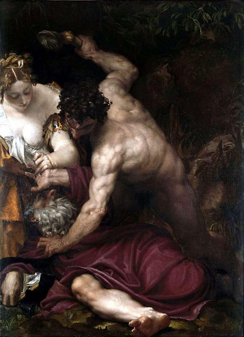 Спокуса святого Антонія   Паоло Веронезе