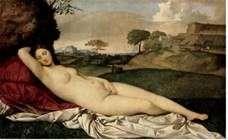 Спляча Венера   Джорджоне