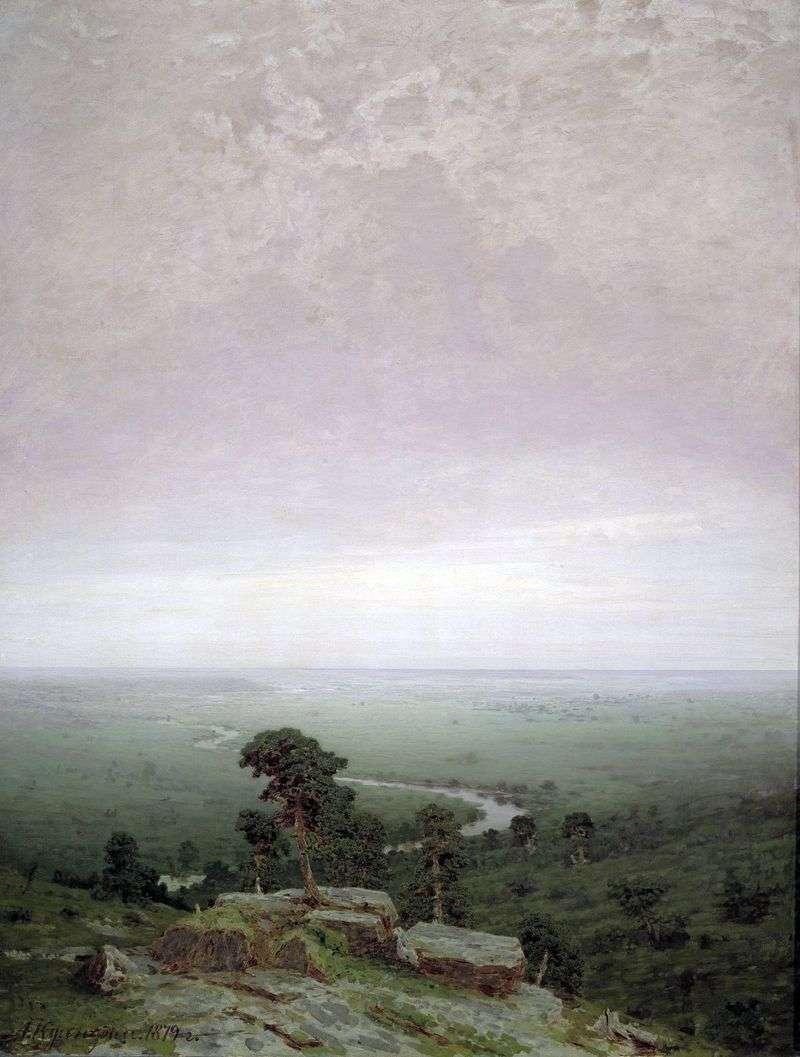 Північ   Архип Куїнджі