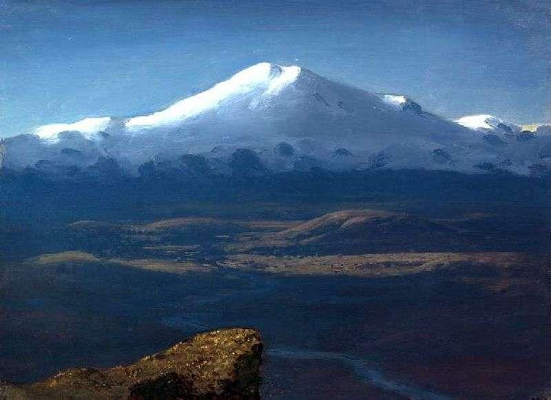 Снігові вершини   Архип Куїнджі