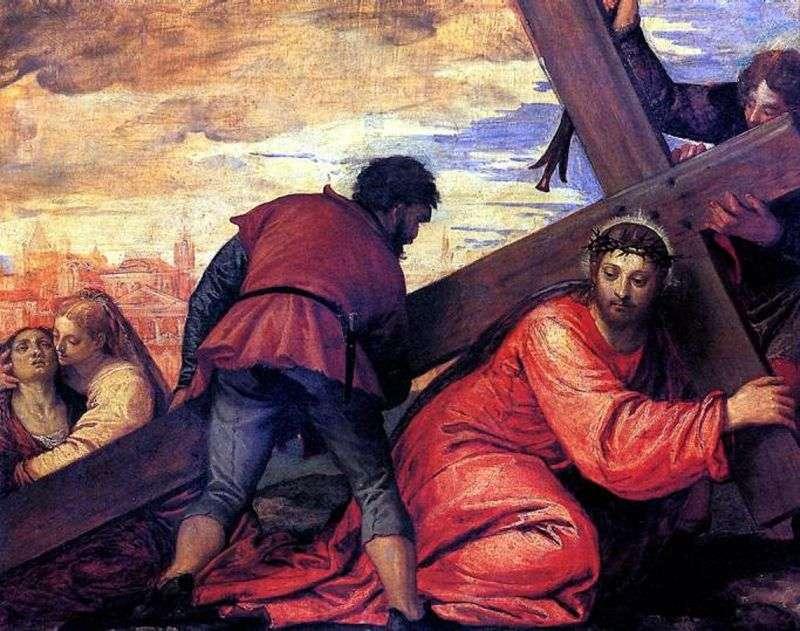 Несення хреста   Паоло Веронезе