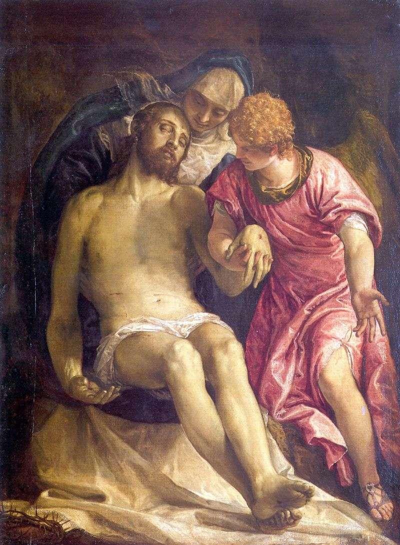 Оплакування Христа   Паоло Веронезе