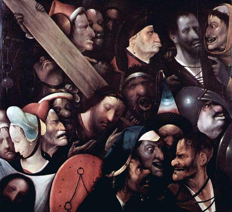 Несення хреста   Ієронім Босх