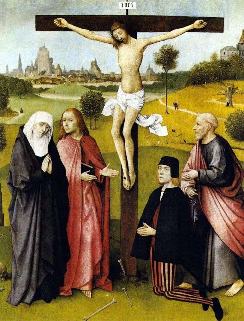 Розпяття Христа   Ієронім Босх