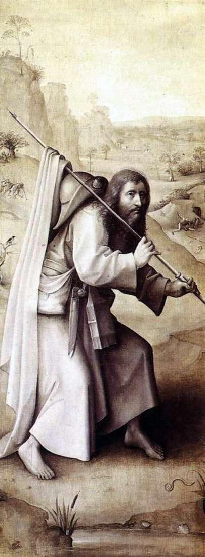 Св. Яків Старший   Ієронім Босх