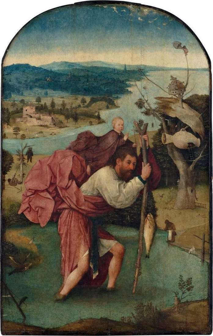 Святий Христофор   Ієронім Босх