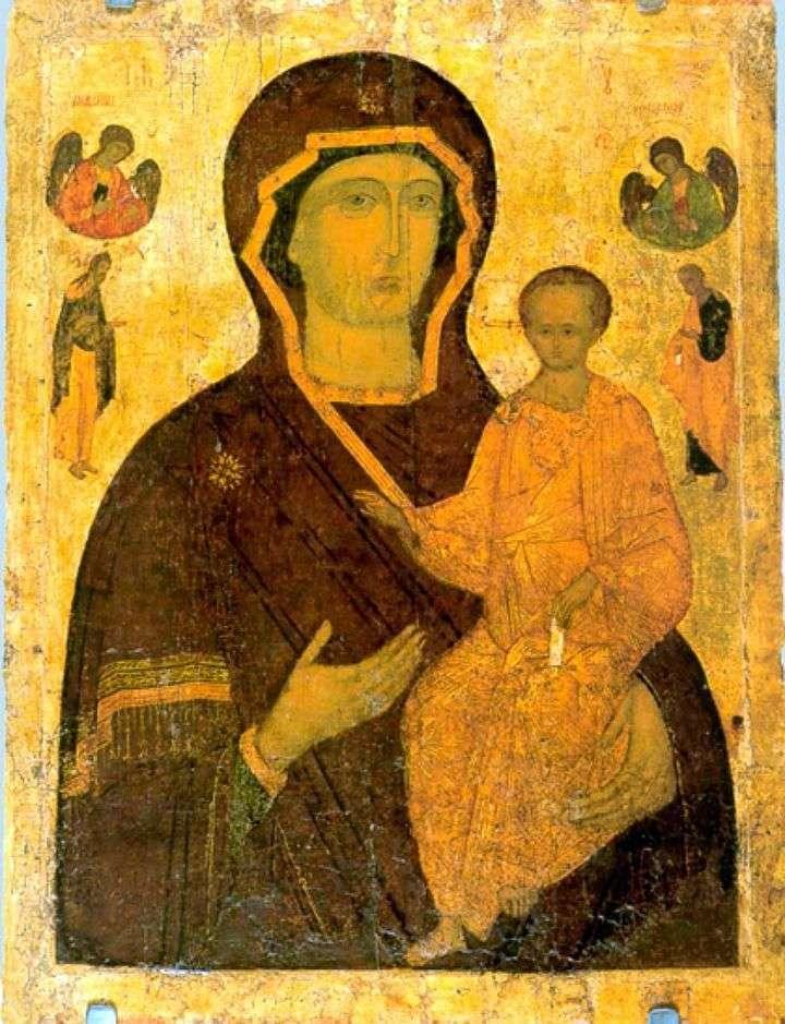 Богоматір Одигітрія   Діонісій