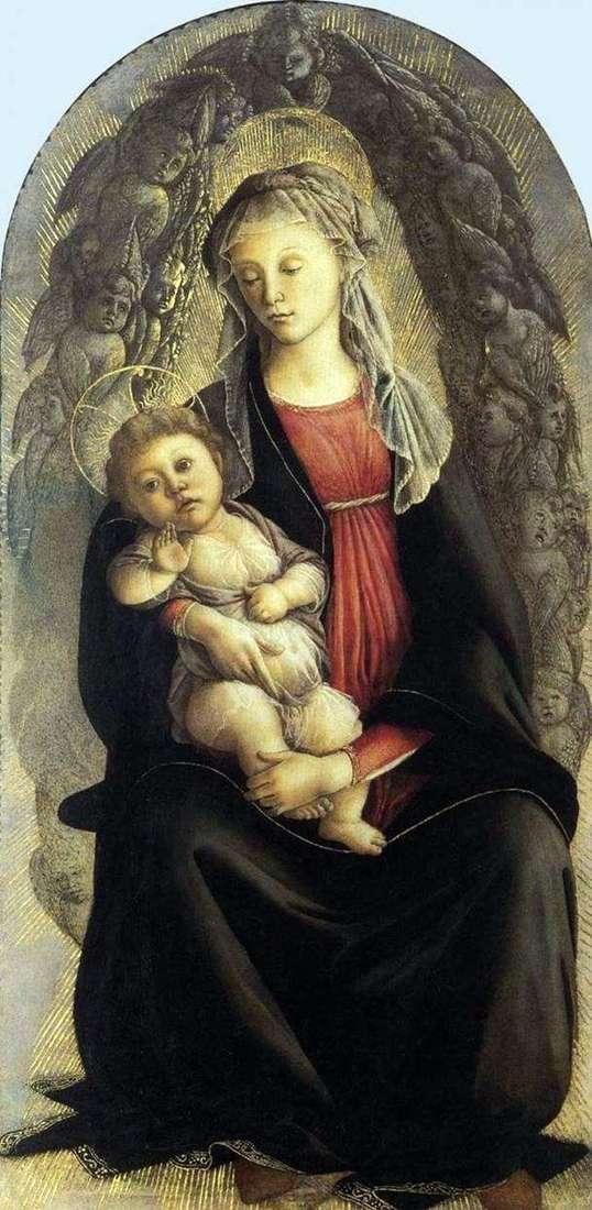 Мадонна у славі   Сандро Боттічеллі