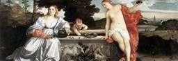 Любов земна і небесна   Тіціан Вечелліо