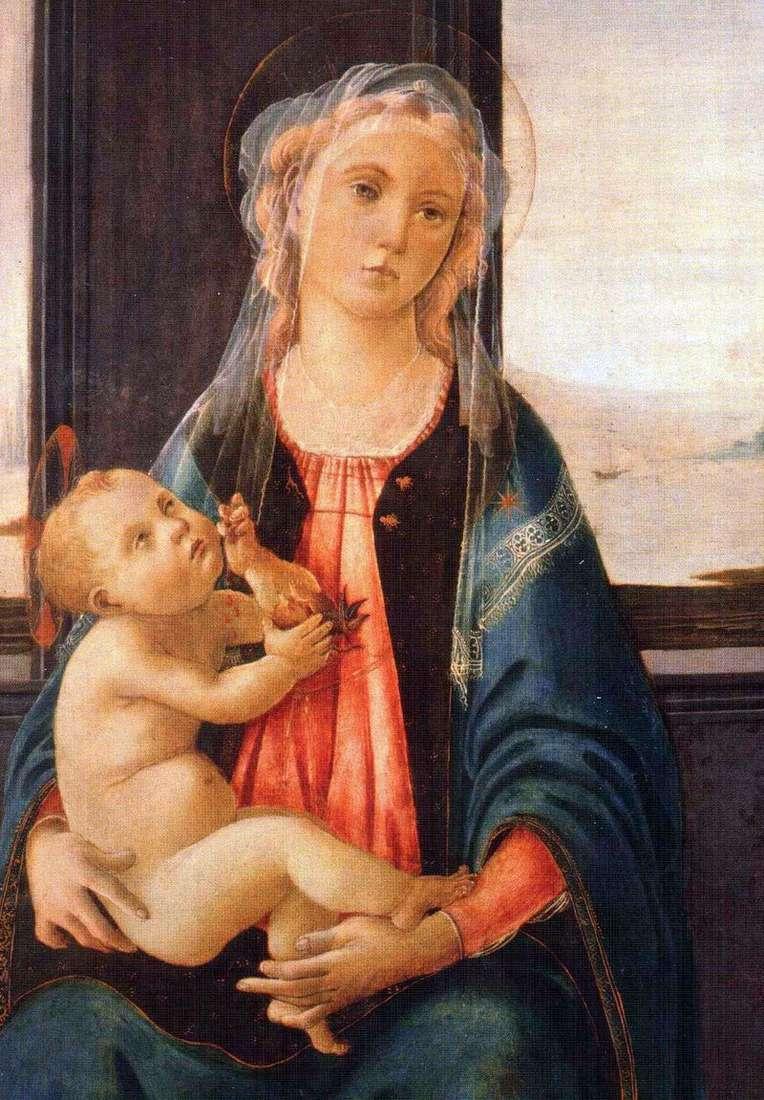 Мадонна дель Маар   Сандро Боттічеллі
