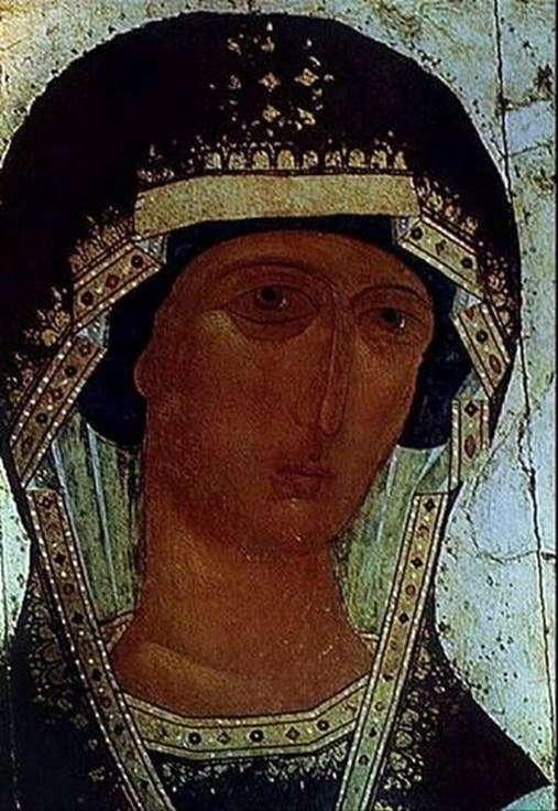 Образ Богородиці Одигитрії   Діонісій