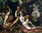 Лот і його дочки   Йоахім Эйтевал