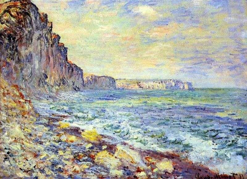 Ранок біля моря   Клод Моне