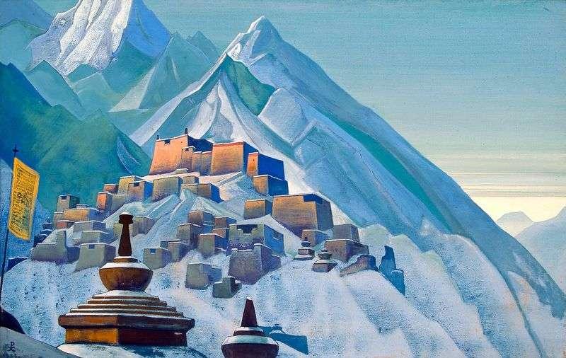 Тибет. Гімалаї   Микола Реріх