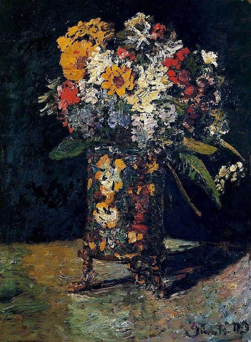 Букет квітів   Адольф Монтічеллі