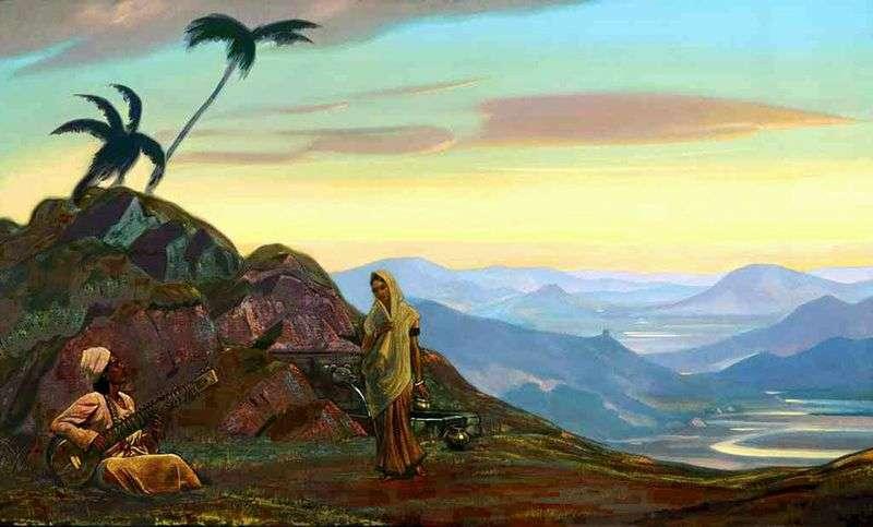 Індія   Святослав Реріх
