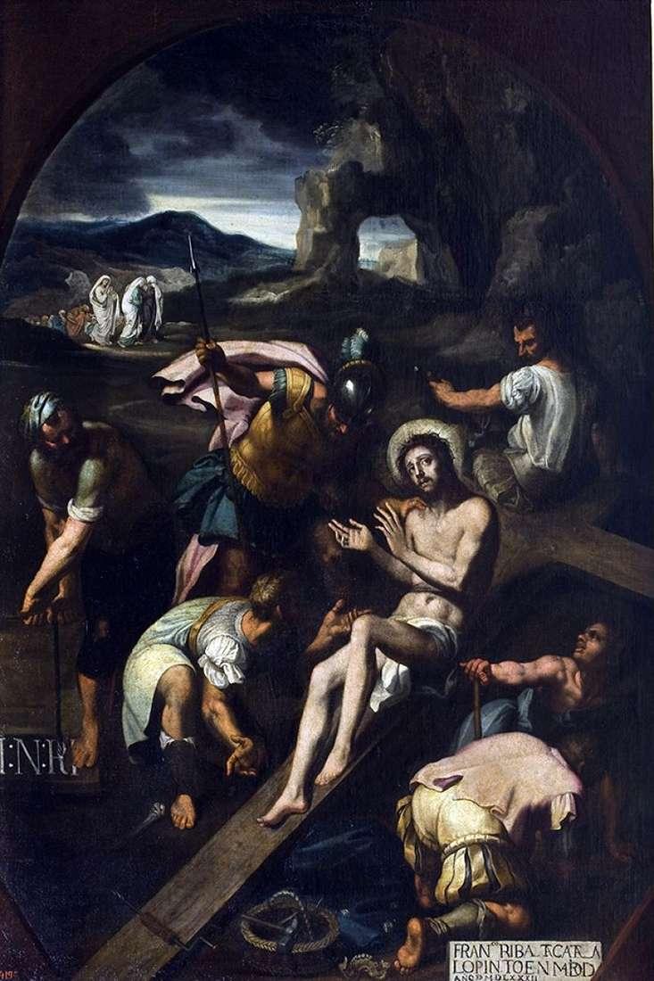 Прикутими до хреста   Франсіско Рібальта