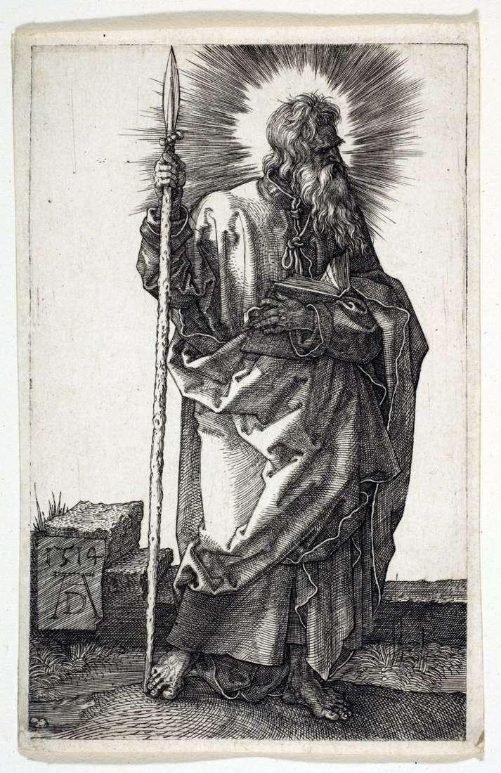 Апостол   Альбрехт Дюрер