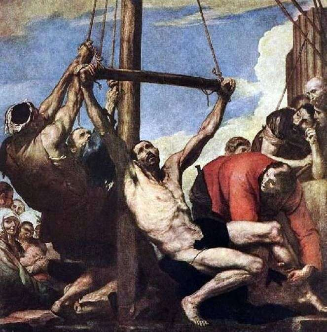 Мучеництво Святого Філіпа   Хусепе Рібера