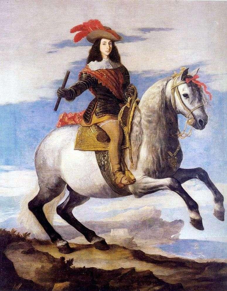 Портрет Дона Хуана Австрійського   Хусепе де Рібера