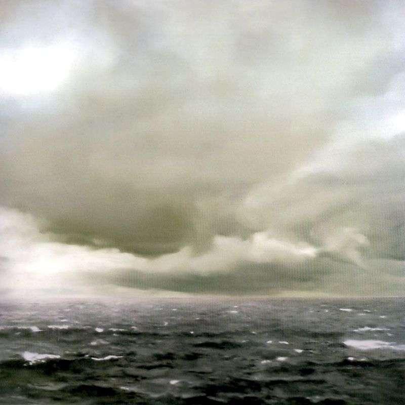 Морський пейзаж   Герхард Ріхтер