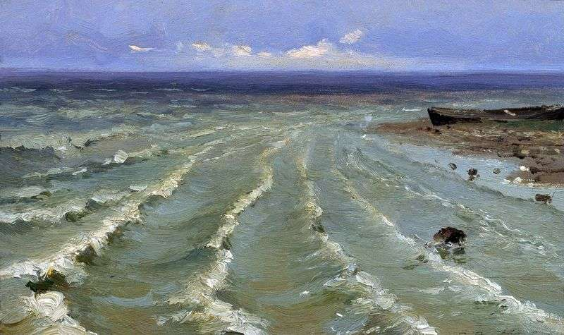 Море   Юхим Волков