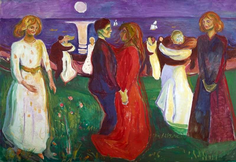 Танець життя   Едвард Мунк