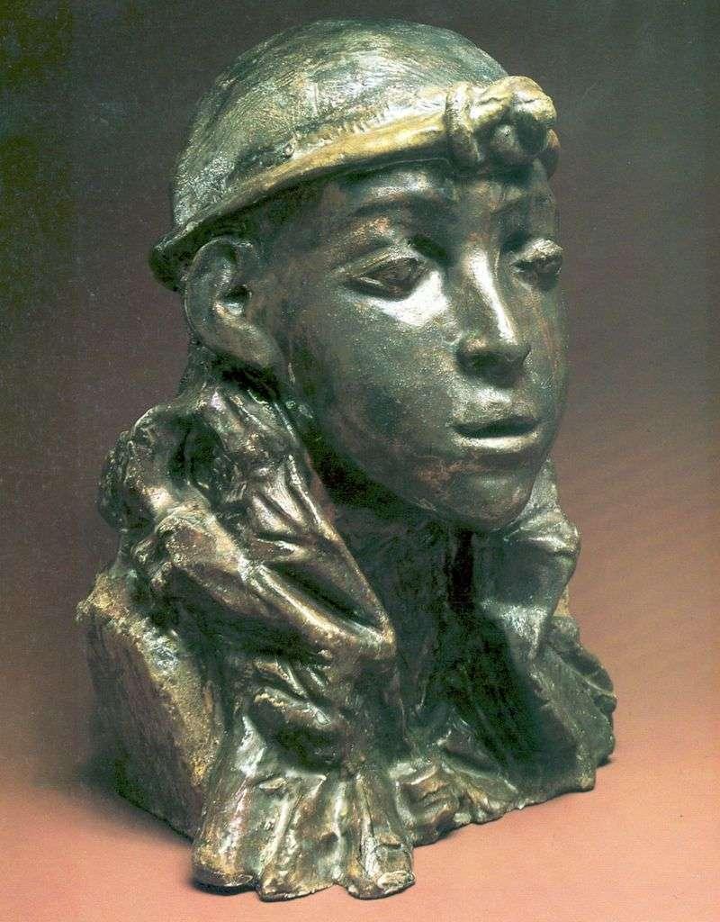 Єгиптянка   Михайло Врубель